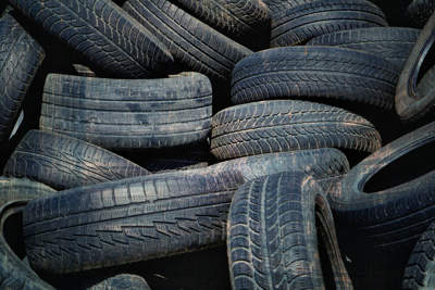 4 Uses for Old Tyres