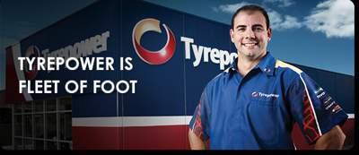 TYREPOWER IS FLEET OF FOOT