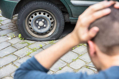 Why Do Tyres Deflate?