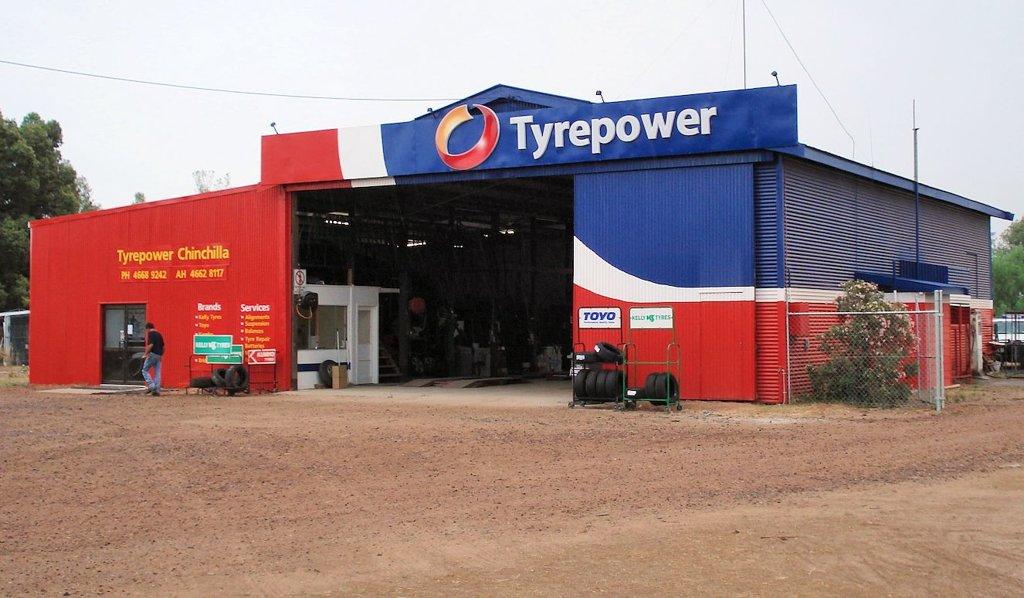Chinchilla Tyrepower
