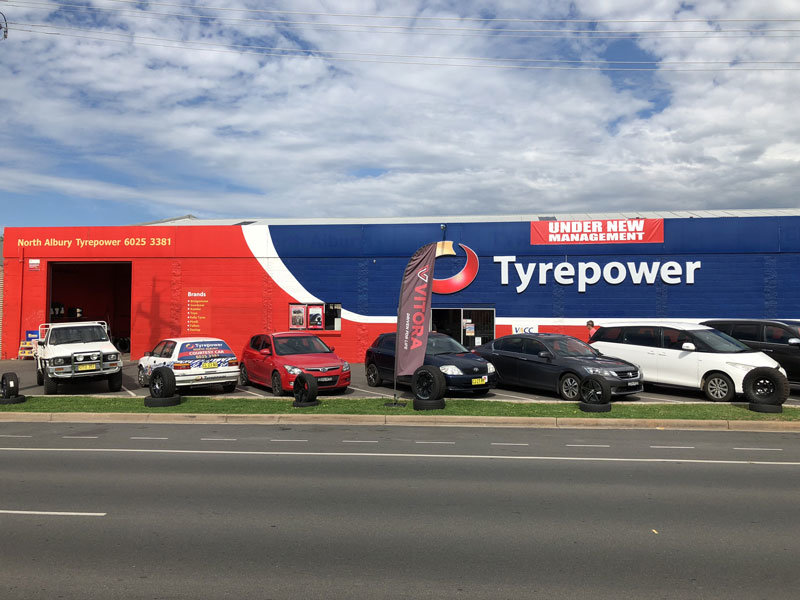 North Albury Tyrepower