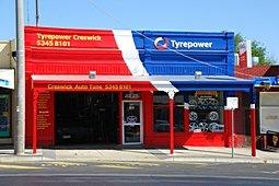 Tyrepower Creswick