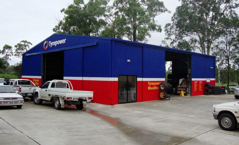 Woodford Tyrepower